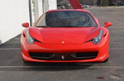 Used 2015 Ferrari 458 Spider Used 2015 Ferrari 458 Spider for sale Sold at Cauley Ferrari in West Bloomfield MI 17