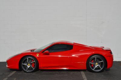 Used 2015 Ferrari 458 Spider Used 2015 Ferrari 458 Spider for sale Sold at Cauley Ferrari in West Bloomfield MI 23