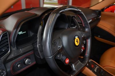 Used 2015 Ferrari 458 Spider Used 2015 Ferrari 458 Spider for sale Sold at Cauley Ferrari in West Bloomfield MI 32