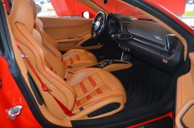 Used 2015 Ferrari 458 Spider Used 2015 Ferrari 458 Spider for sale Sold at Cauley Ferrari in West Bloomfield MI 47