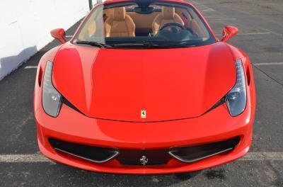 Used 2015 Ferrari 458 Spider Used 2015 Ferrari 458 Spider for sale Sold at Cauley Ferrari in West Bloomfield MI 59