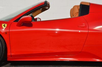 Used 2015 Ferrari 458 Spider Used 2015 Ferrari 458 Spider for sale Sold at Cauley Ferrari in West Bloomfield MI 64