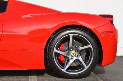 Used 2015 Ferrari 458 Spider Used 2015 Ferrari 458 Spider for sale Sold at Cauley Ferrari in West Bloomfield MI 65