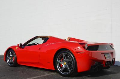 Used 2015 Ferrari 458 Spider Used 2015 Ferrari 458 Spider for sale Sold at Cauley Ferrari in West Bloomfield MI 66