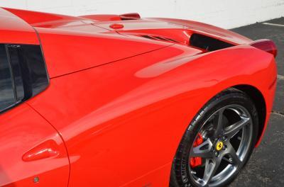 Used 2015 Ferrari 458 Spider Used 2015 Ferrari 458 Spider for sale Sold at Cauley Ferrari in West Bloomfield MI 70