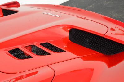 Used 2015 Ferrari 458 Spider Used 2015 Ferrari 458 Spider for sale Sold at Cauley Ferrari in West Bloomfield MI 71