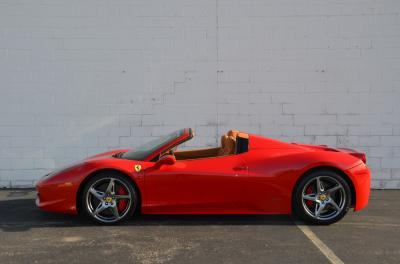 Used 2015 Ferrari 458 Spider Used 2015 Ferrari 458 Spider for sale Sold at Cauley Ferrari in West Bloomfield MI 9
