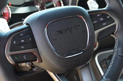 Used 2015 Dodge Challenger SRT Hellcat Used 2015 Dodge Challenger SRT Hellcat for sale Sold at Cauley Ferrari in West Bloomfield MI 27