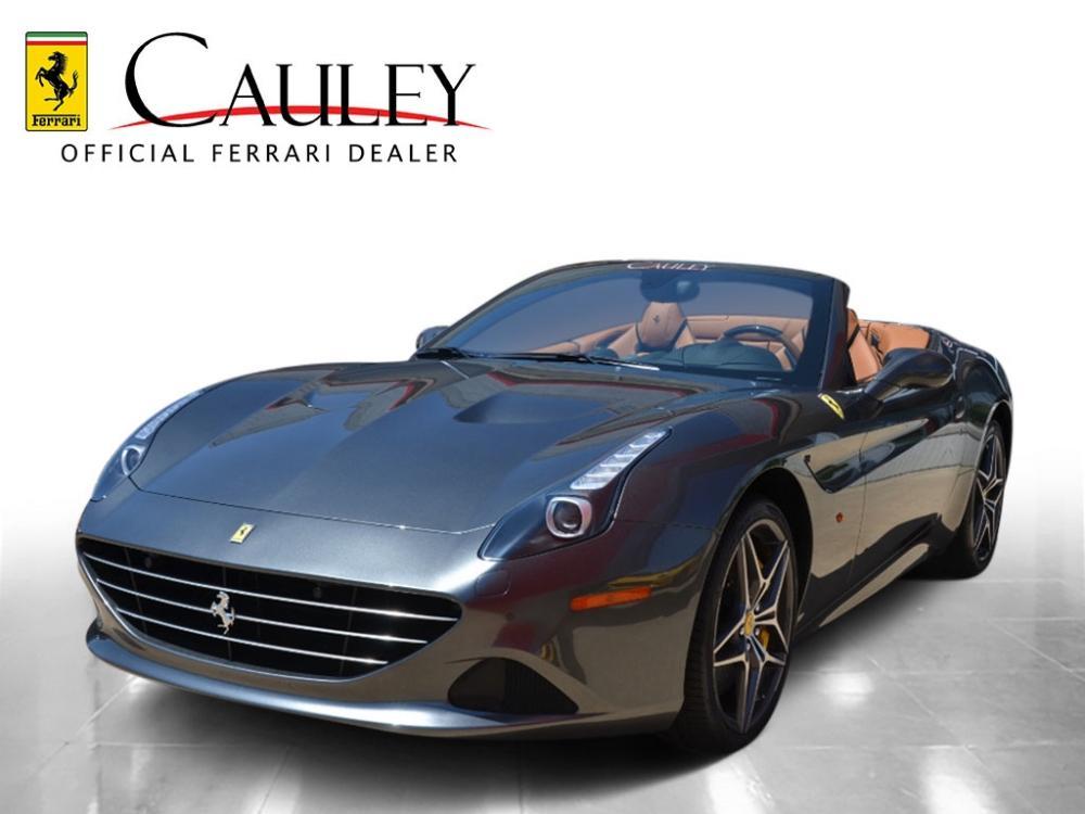 New 2016 Ferrari California T