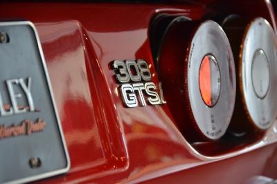 Used 1982 Ferrari 308 GTSi Used 1982 Ferrari 308 GTSi for sale Sold at Cauley Ferrari in West Bloomfield MI 16