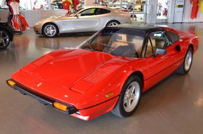 Used 1982 Ferrari 308 GTSi Used 1982 Ferrari 308 GTSi for sale Sold at Cauley Ferrari in West Bloomfield MI 3