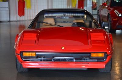 Used 1982 Ferrari 308 GTSi Used 1982 Ferrari 308 GTSi for sale Sold at Cauley Ferrari in West Bloomfield MI 4