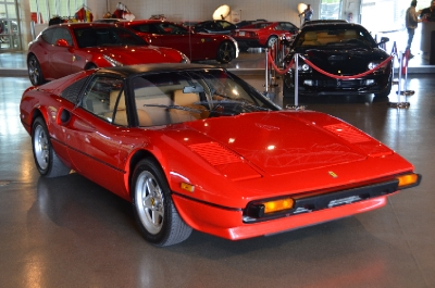 Used 1982 Ferrari 308 GTSi Used 1982 Ferrari 308 GTSi for sale Sold at Cauley Ferrari in West Bloomfield MI 5