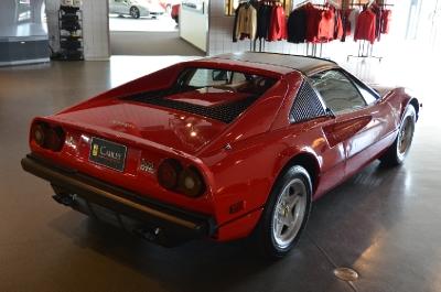 Used 1982 Ferrari 308 GTSi Used 1982 Ferrari 308 GTSi for sale Sold at Cauley Ferrari in West Bloomfield MI 7