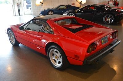 Used 1982 Ferrari 308 GTSi Used 1982 Ferrari 308 GTSi for sale Sold at Cauley Ferrari in West Bloomfield MI 9
