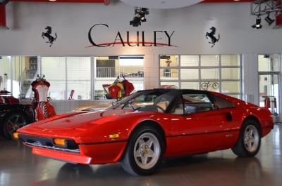 Used 1982 Ferrari 308 GTSi Used 1982 Ferrari 308 GTSi for sale Sold at Cauley Ferrari in West Bloomfield MI 1