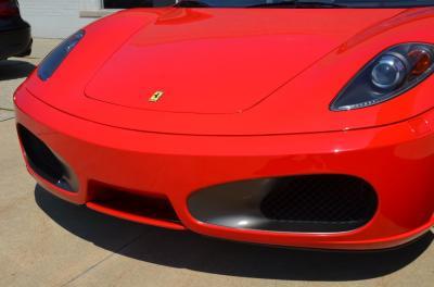 Used 2007 Ferrari F430 Spider Used 2007 Ferrari F430 Spider for sale Sold at Cauley Ferrari in West Bloomfield MI 10