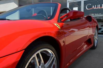 Used 2007 Ferrari F430 Spider Used 2007 Ferrari F430 Spider for sale Sold at Cauley Ferrari in West Bloomfield MI 12