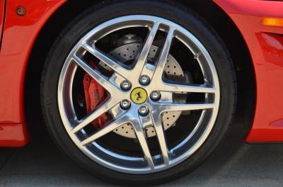 Used 2007 Ferrari F430 Spider Used 2007 Ferrari F430 Spider for sale Sold at Cauley Ferrari in West Bloomfield MI 17