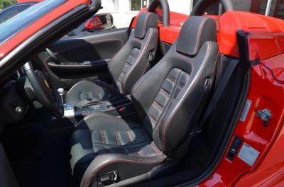 Used 2007 Ferrari F430 Spider Used 2007 Ferrari F430 Spider for sale Sold at Cauley Ferrari in West Bloomfield MI 2