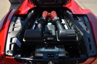 Used 2007 Ferrari F430 Spider Used 2007 Ferrari F430 Spider for sale Sold at Cauley Ferrari in West Bloomfield MI 21
