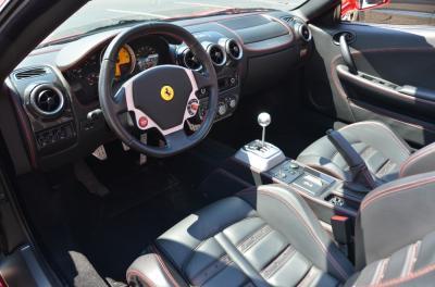 Used 2007 Ferrari F430 Spider Used 2007 Ferrari F430 Spider for sale Sold at Cauley Ferrari in West Bloomfield MI 25