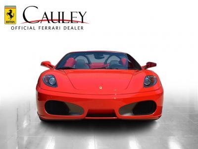 Used 2007 Ferrari F430 Spider Used 2007 Ferrari F430 Spider for sale Sold at Cauley Ferrari in West Bloomfield MI 3