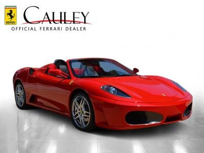 Used 2007 Ferrari F430 Spider Used 2007 Ferrari F430 Spider for sale Sold at Cauley Ferrari in West Bloomfield MI 4