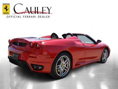 Used 2007 Ferrari F430 Spider Used 2007 Ferrari F430 Spider for sale Sold at Cauley Ferrari in West Bloomfield MI 6