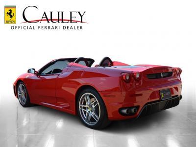 Used 2007 Ferrari F430 Spider Used 2007 Ferrari F430 Spider for sale Sold at Cauley Ferrari in West Bloomfield MI 8