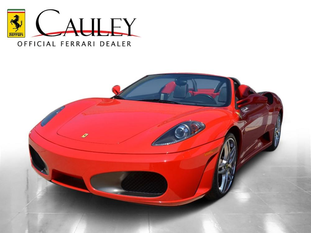 Used 2007 Ferrari F430 Spider