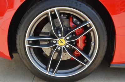 Used 2016 Ferrari 488 GTB Used 2016 Ferrari 488 GTB for sale Sold at Cauley Ferrari in West Bloomfield MI 16