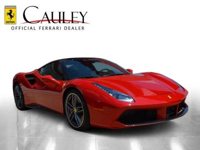 Used 2016 Ferrari 488 GTB Used 2016 Ferrari 488 GTB for sale Sold at Cauley Ferrari in West Bloomfield MI 4