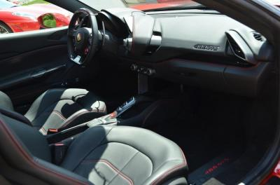 Used 2016 Ferrari 488 GTB Used 2016 Ferrari 488 GTB for sale Sold at Cauley Ferrari in West Bloomfield MI 40