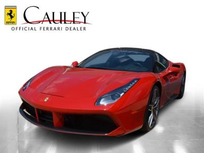 Used 2016 Ferrari 488 GTB Used 2016 Ferrari 488 GTB for sale Sold at Cauley Ferrari in West Bloomfield MI 1