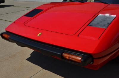 Used 1981 Ferrari 308 GTSi Used 1981 Ferrari 308 GTSi for sale Sold at Cauley Ferrari in West Bloomfield MI 11