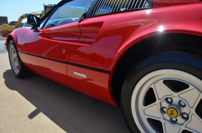 Used 1981 Ferrari 308 GTSi Used 1981 Ferrari 308 GTSi for sale Sold at Cauley Ferrari in West Bloomfield MI 18