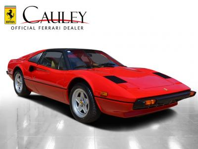 Used 1981 Ferrari 308 GTSi Used 1981 Ferrari 308 GTSi for sale Sold at Cauley Ferrari in West Bloomfield MI 4
