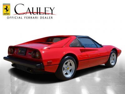 Used 1981 Ferrari 308 GTSi Used 1981 Ferrari 308 GTSi for sale Sold at Cauley Ferrari in West Bloomfield MI 6