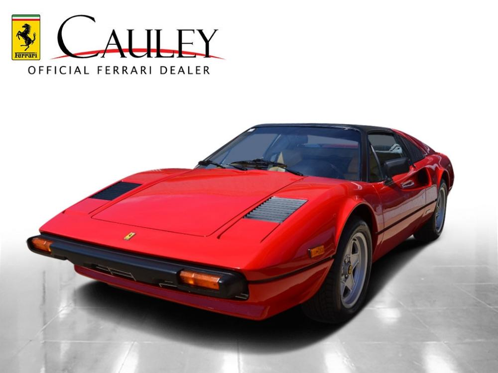 Used 1981 Ferrari 308 GTSi