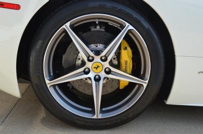 Used 2012 Ferrari 458 Spider Used 2012 Ferrari 458 Spider for sale Sold at Cauley Ferrari in West Bloomfield MI 16