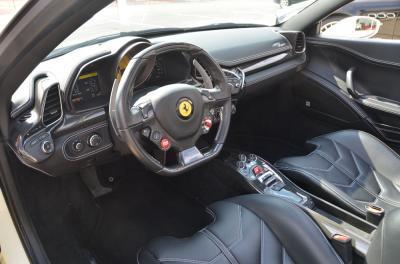 Used 2012 Ferrari 458 Spider Used 2012 Ferrari 458 Spider for sale Sold at Cauley Ferrari in West Bloomfield MI 26