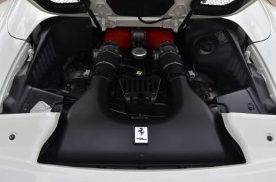 Used 2012 Ferrari 458 Spider Used 2012 Ferrari 458 Spider for sale Sold at Cauley Ferrari in West Bloomfield MI 44