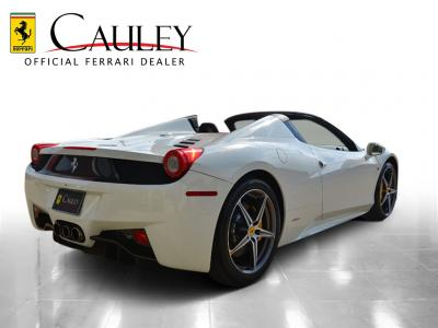 Used 2012 Ferrari 458 Spider Used 2012 Ferrari 458 Spider for sale Sold at Cauley Ferrari in West Bloomfield MI 6
