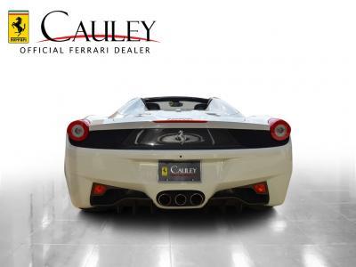 Used 2012 Ferrari 458 Spider Used 2012 Ferrari 458 Spider for sale Sold at Cauley Ferrari in West Bloomfield MI 7