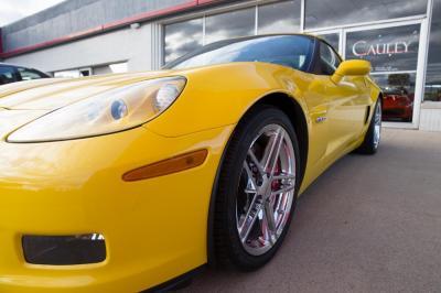 Used 2008 Chevrolet Corvette Z06 Used 2008 Chevrolet Corvette Z06 for sale Sold at Cauley Ferrari in West Bloomfield MI 11