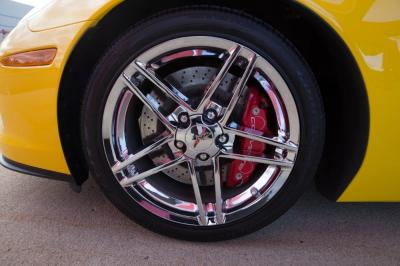 Used 2008 Chevrolet Corvette Z06 Used 2008 Chevrolet Corvette Z06 for sale Sold at Cauley Ferrari in West Bloomfield MI 12