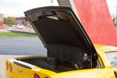 Used 2008 Chevrolet Corvette Z06 Used 2008 Chevrolet Corvette Z06 for sale Sold at Cauley Ferrari in West Bloomfield MI 32