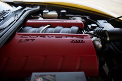 Used 2008 Chevrolet Corvette Z06 Used 2008 Chevrolet Corvette Z06 for sale Sold at Cauley Ferrari in West Bloomfield MI 37