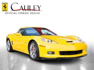 Used 2008 Chevrolet Corvette Z06 Used 2008 Chevrolet Corvette Z06 for sale Sold at Cauley Ferrari in West Bloomfield MI 4